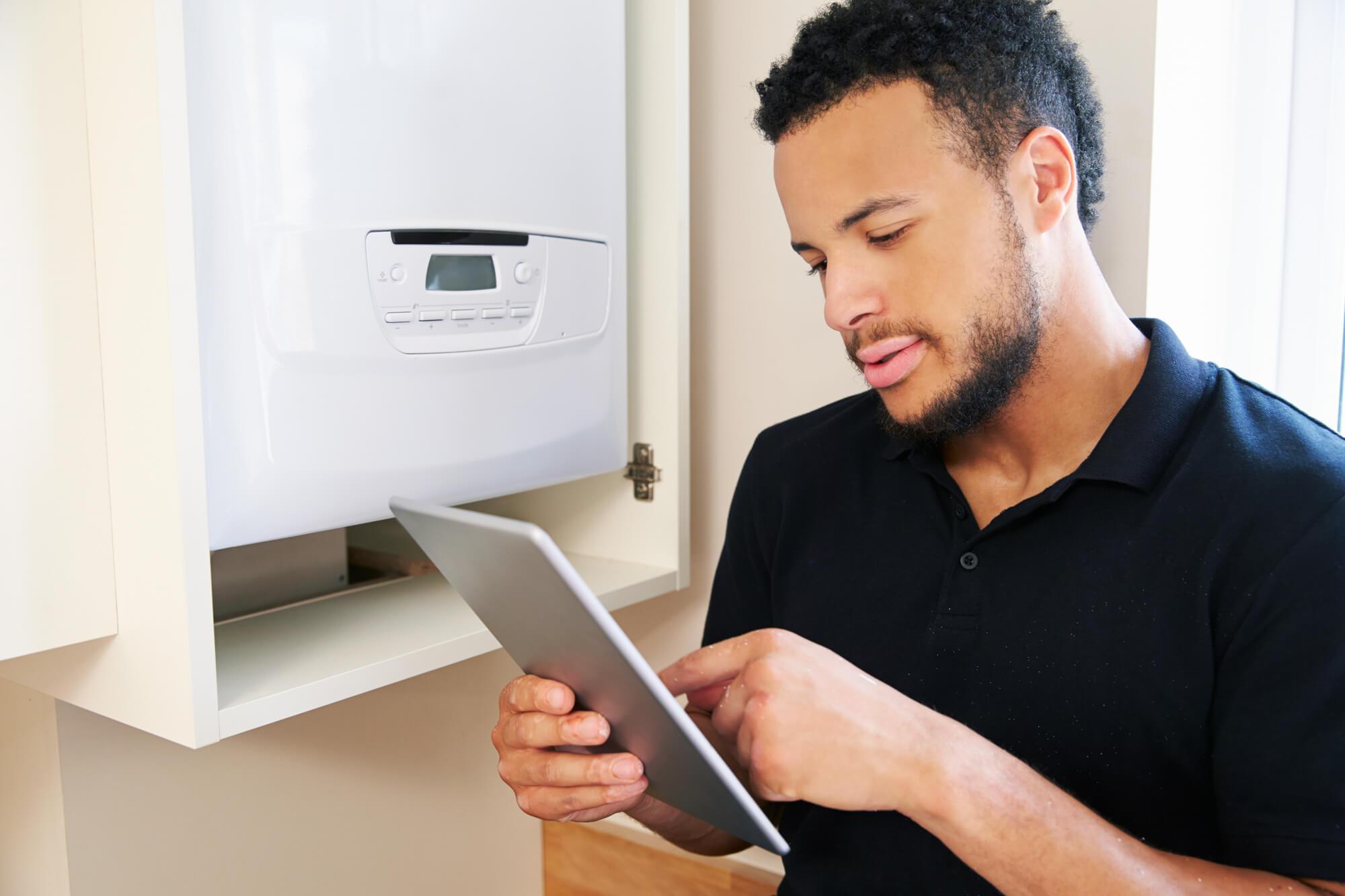 Boiler Repairs image