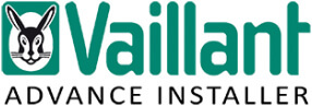 Vaillant Advance boiler Installer Logo